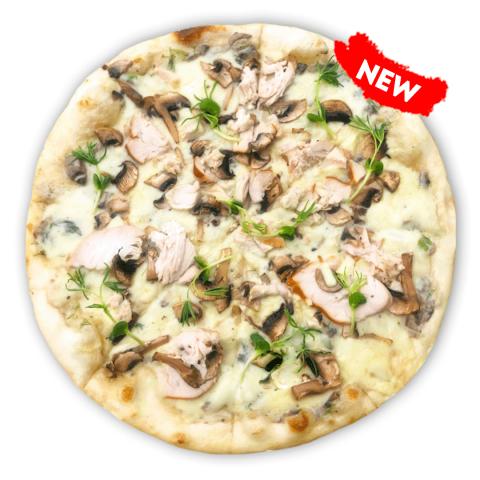 Жюльен пицца